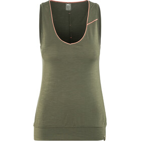 Millet Cloud Peak Tanktop Women grape leaf